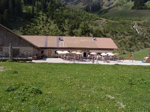 Foto: vince 51 / Wander Tour / Vom Vilsalpsee auf das Gaishorn / 20.06.2007 18:19:35