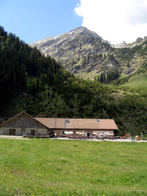 Foto: vince 51 / Wander Tour / Vom Vilsalpsee auf das Gaishorn / 20.06.2007 18:19:21