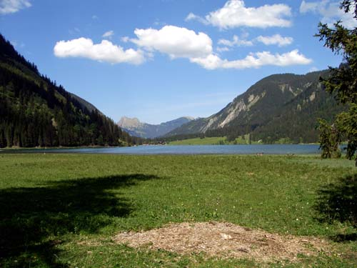 Foto: vince 51 / Wander Tour / Vom Vilsalpsee auf das Gaishorn / 20.06.2007 18:19:06