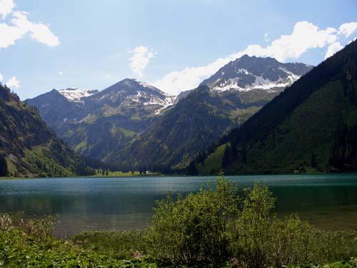 Foto: vince 51 / Wander Tour / Vom Vilsalpsee auf das Gaishorn / 20.06.2007 18:18:50