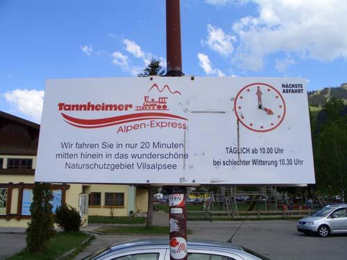 Foto: vince 51 / Wander Tour / Vom Vilsalpsee auf das Gaishorn / 20.06.2007 18:18:31