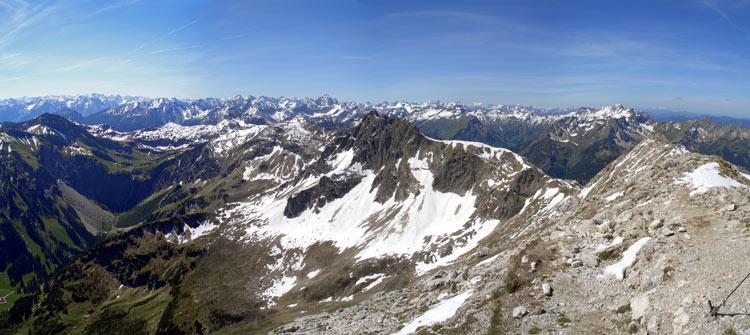Foto: vince 51 / Wander Tour / Vom Vilsalpsee auf das Gaishorn / 20.06.2007 18:18:19