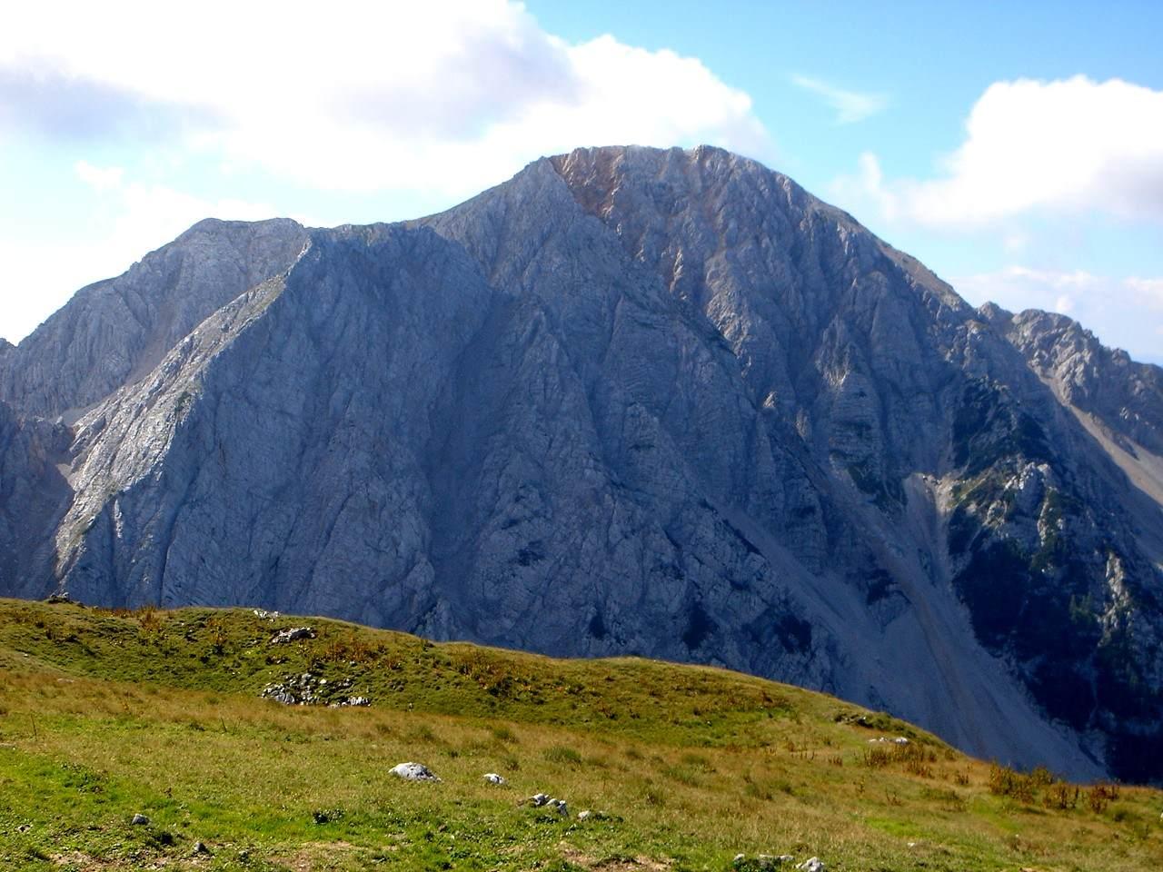 Foto: Manfred Karl / Wander Tour / Über die Klagenfurter Hütte auf den Geißberg / Hochstuhl / 20.06.2007 18:08:21