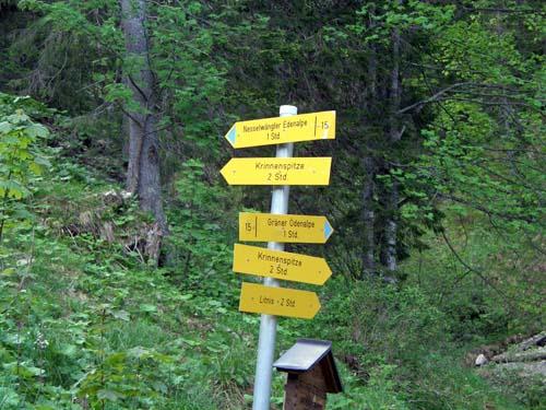 Foto: vince 51 / Wander Tour / Litnisschrofen - Krinnenspitze / 20.06.2007 18:47:38