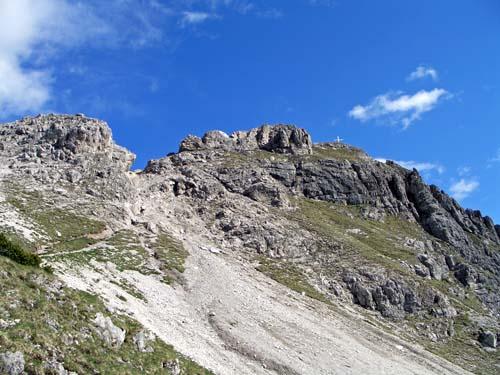Foto: vince 51 / Wander Tour / Litnisschrofen - Krinnenspitze / 20.06.2007 18:47:31