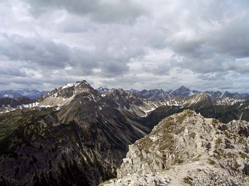 Foto: vince 51 / Wander Tour / Litnisschrofen - Krinnenspitze / 20.06.2007 18:46:40
