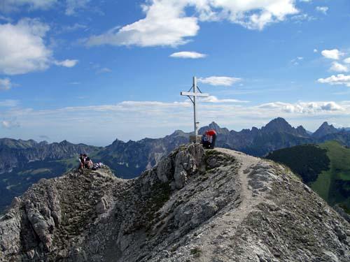 Foto: vince 51 / Wander Tour / Litnisschrofen - Krinnenspitze / 20.06.2007 18:46:28