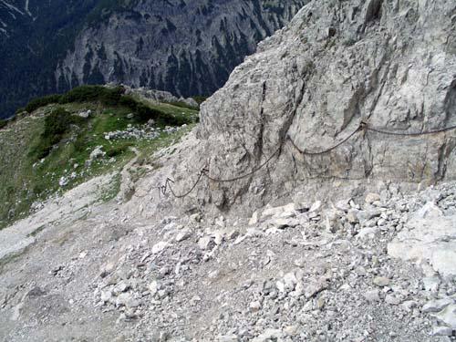 Foto: vince 51 / Wander Tour / Litnisschrofen - Krinnenspitze / 20.06.2007 18:45:58