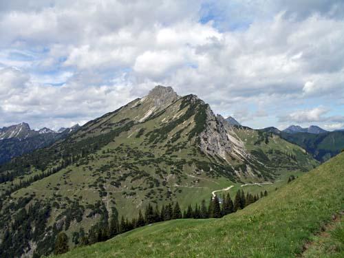 Foto: vince 51 / Wander Tour / Litnisschrofen - Krinnenspitze / 20.06.2007 18:45:06