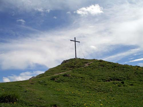 Foto: vince 51 / Wander Tour / Litnisschrofen - Krinnenspitze / 20.06.2007 18:44:54