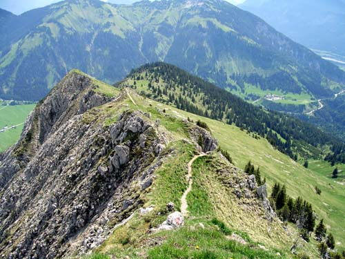 Foto: vince 51 / Wander Tour / Litnisschrofen - Krinnenspitze / 20.06.2007 18:44:11