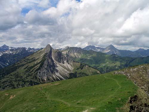 Foto: vince 51 / Wander Tour / Litnisschrofen - Krinnenspitze / 20.06.2007 18:43:53