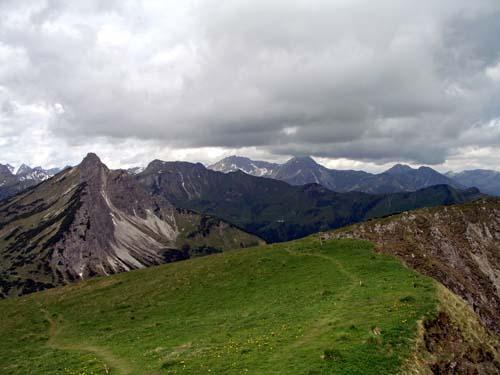 Foto: vince 51 / Wander Tour / Litnisschrofen - Krinnenspitze / 20.06.2007 18:43:11