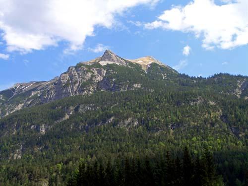 Foto: vince 51 / Wander Tour / Von Forchach auf die Schwarzhanskarspitze / 02.08.2007 22:14:38