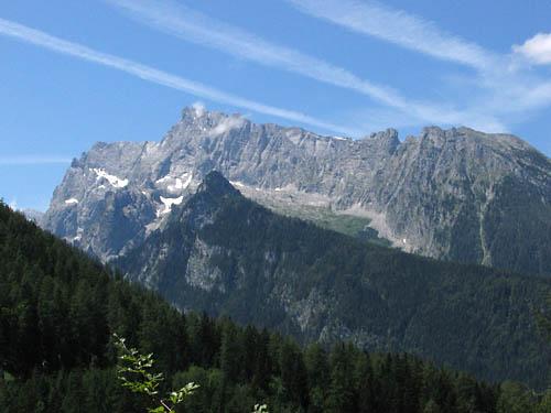 Foto: Lenswork.at / Ch. Streili / Mountainbiketour / Von Markt Schellenberg zur Kührointhütte (1.420 m) und Archenkanzl (1.346m) / 25.06.2007 10:32:55