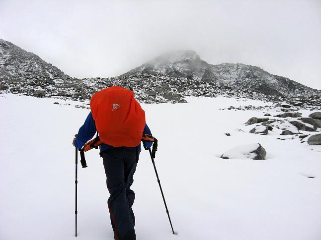 Foto: Andreas Koller / Wander Tour / Von der Osnabrückerhütte auf den Preimlspitz (3133 m) / Annäherung zum Preimlspitz / 27.06.2007 15:21:46