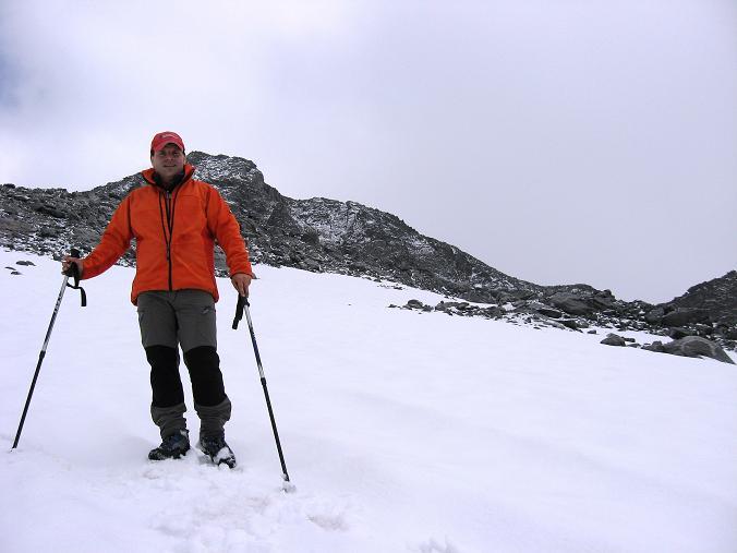 Foto: Andreas Koller / Wandertour / Von der Osnabrückerhütte auf den Preimlspitz (3133 m) / Abstieg am Kees / 27.06.2007 15:25:44