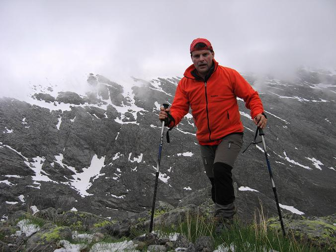 Foto: Andreas Koller / Wander Tour / Von der Osnabrückerhütte auf den Preimlspitz (3133 m) / Moränengelände / 27.06.2007 15:21:09