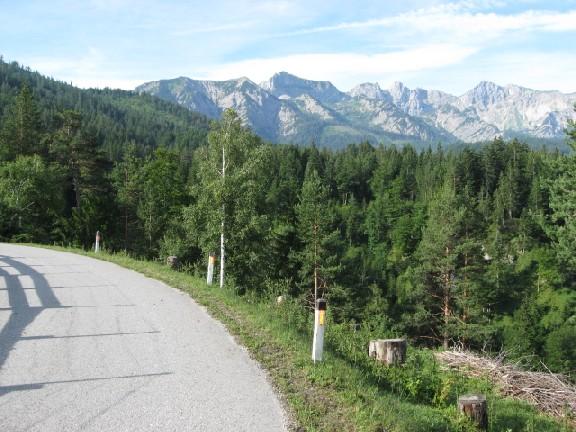 Foto: mucho / Mountainbiketour / Rofanspitze Angernalm / Rofan von norden / 02.07.2007 09:22:15
