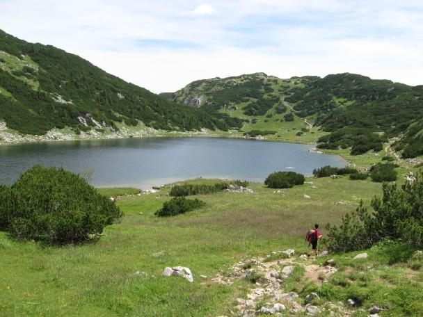 Foto: mucho / Mountainbike Tour / Rofanspitze Angernalm / Zireiner See / 02.07.2007 09:23:10