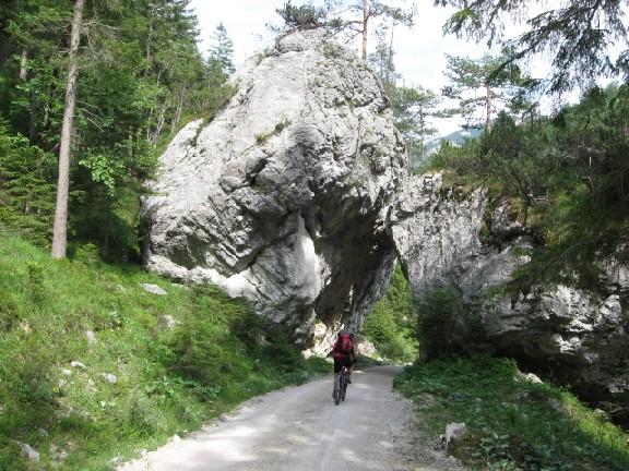 Foto: mucho / Mountainbike Tour / Rofanspitze Angernalm / 02.07.2007 09:23:53