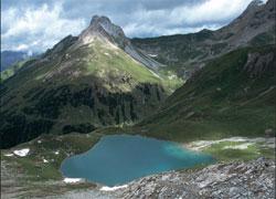 Foto: Tirol Werbung / Wander Tour / Adlerweg Etappe U11 - Umgehung 9, 10, 11 + 12 / 2. Teilstück / 26.07.2007 10:19:45