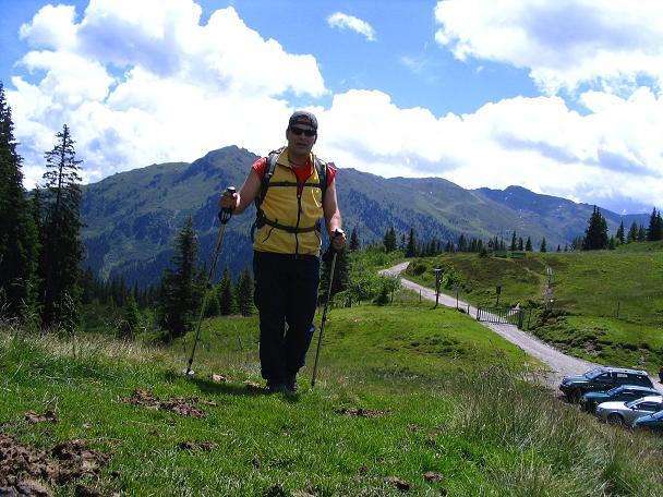 Foto: Andreas Koller / Wander Tour / Vom Loassattel über das Kellerjoch zum Spieljoch (2344 m) / Ausgangspunkt Loassattel / 03.07.2007 12:48:07