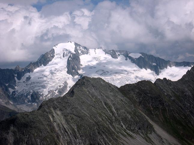 Foto: Andreas Koller / Wandertour / Schrammacher (3411 m) / Der Große Möseler (3480 m) / 03.07.2007 13:34:05