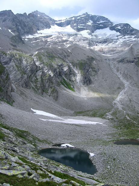 Foto: Andreas Koller / Wandertour / Schrammacher (3411 m) / Unterschrammach Kar und Oplerer (3476 m) / 03.07.2007 13:32:22