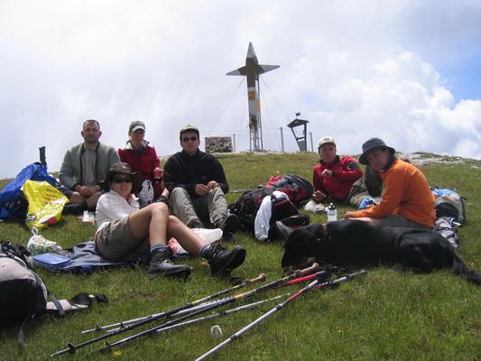 Foto: Tomii / Wander Tour / Von Sankt Oswald durch die Nockberge / Predigerstuhl / 04.07.2007 17:58:28