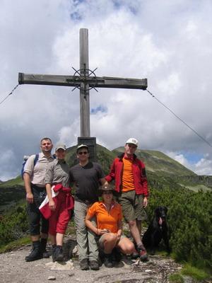 Foto: Tomii / Wander Tour / Von Sankt Oswald durch die Nockberge / 04.07.2007 17:58:58