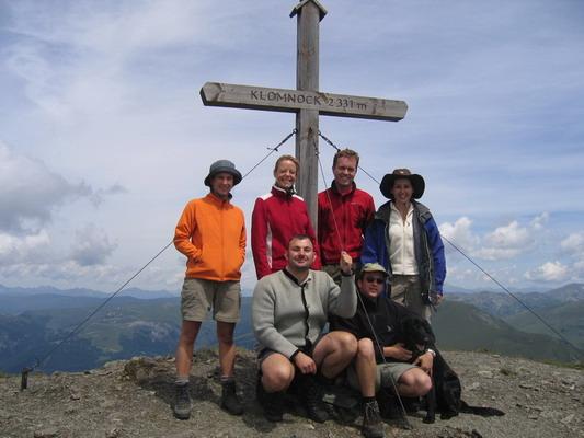 Foto: Tomii / Wander Tour / Von Sankt Oswald durch die Nockberge / Klomnock / 04.07.2007 17:59:30