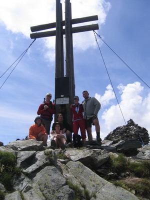 Foto: Tomii / Wander Tour / Von Sankt Oswald durch die Nockberge / Falkert / 04.07.2007 17:59:51
