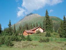 Foto: Tirol Werbung / Wander Tour / Adlerweg Etappe 24 - Durch das Verwalltal / Konstanzer Hütte / 26.07.2007 11:38:06