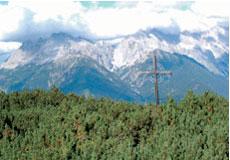 Foto: Tirol Werbung / Wander Tour / Adlerweg Etappe 31 - Almen und sanfte Gipfel / Simmering / 26.07.2007 11:45:41