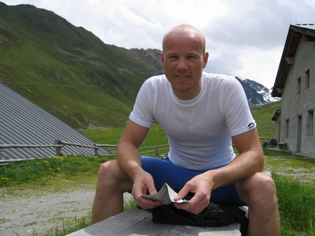 Foto: Jürgen Lindlbauer / Mountainbike Tour / Von Ried auf die Platzalpe (2181m)  / Des bin I! / 13.07.2007 15:58:30