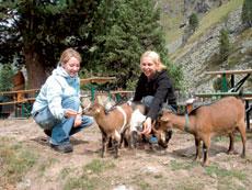 Foto: Tirol Werbung / Wander Tour / Adlerweg Etappe 39 - Durch das Tal und durch die Klamm / 26.07.2007 12:33:44