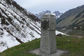 Foto: Tirol Werbung / Mountainbike Tour / Bike Trail Tirol Etappe St. Anton - Steeg / Arlbergpass / 23.07.2007 08:25:32