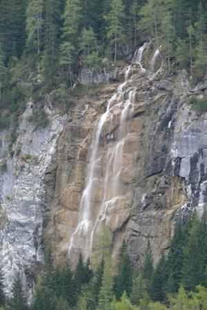 Foto: Tirol Werbung / Mountainbike Tour / Bike Trail Tirol Etappe St. Anton - Steeg / Oberes Lechtal / 23.07.2007 08:25:52
