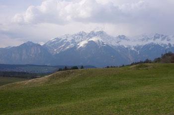 Foto: Tirol Werbung / Mountainbike Tour / Bike Trail Tirol Etappe Windegg - Matrei / Von Patsch zur Nordkette / 23.07.2007 13:38:45