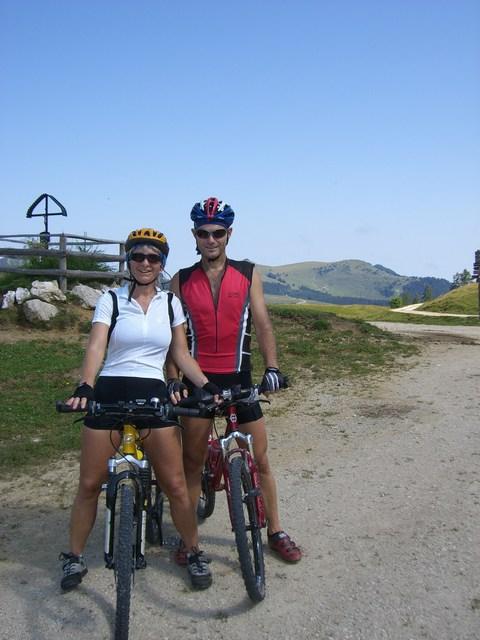 Foto: Jürgen Lindlbauer / Mountainbike Tour / Von der Postalm über die Thurnaualm nach Voglau und weiter auf die Pitscherbergalm / 29.07.2007 13:07:48