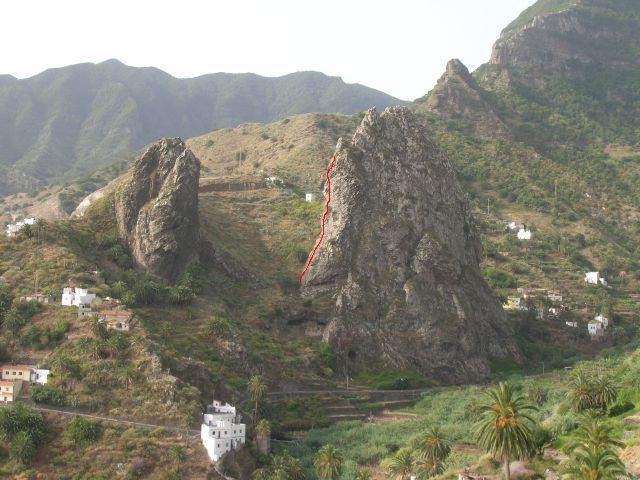 Foto: kleopatra / Kletter Tour / Pedro, NO-Kante / 24.07.2007 21:07:15