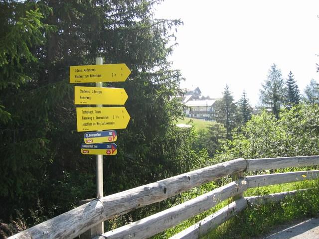 Foto: Jürgen Lindlbauer / Mountainbike Tour / Große Schönjöchltour (2493m) über Kölner Haus / In St. Zeno / 29.07.2007 14:38:06