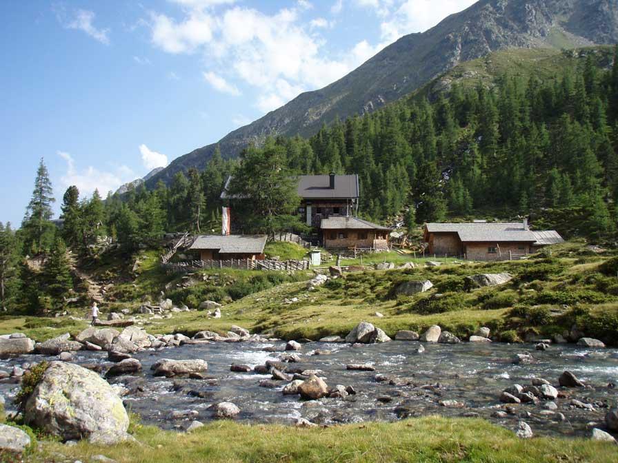 Foto: Grasberger Gerhard / Wander Tour / Durch das Debanttal auf den Glödis 3206m / Lienzer Hütte / 30.07.2007 09:47:45