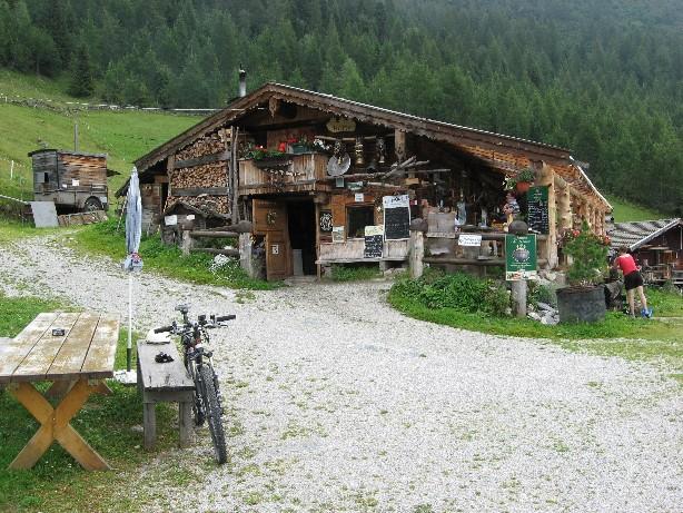 Foto: mucho / Mountainbike Tour / Gerlosstein / Kotahornalm / 30.07.2007 11:11:04