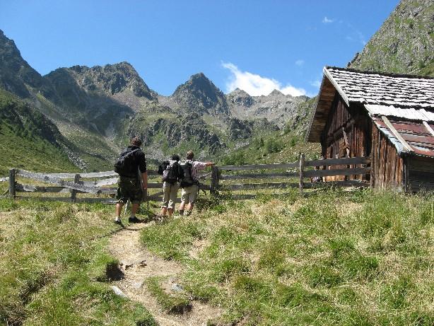 Foto: mucho / Wander Tour / Grubbachspitze / Huberalm gegen Grubbachspitze / 04.08.2007 21:50:15