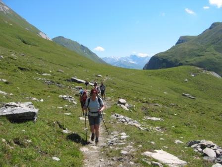 Foto: dobratsch11 / Wander Tour / Hütten Trekking in der Schobergruppe / Im Leitertal / 05.08.2007 18:16:56