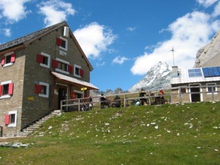 Foto: dobratsch11 / Wander Tour / Hütten Trekking in der Schobergruppe / Im Leitertal kurz vor der Salm Hütte / 05.08.2007 18:18:36