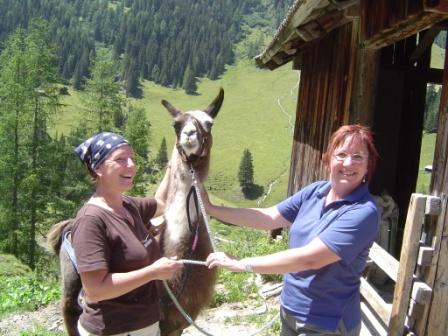 Foto: dobratsch11 / Wander Tour / Hütten Trekking in der Schobergruppe / bei der Wirtsbauer Alm / 05.08.2007 18:37:52