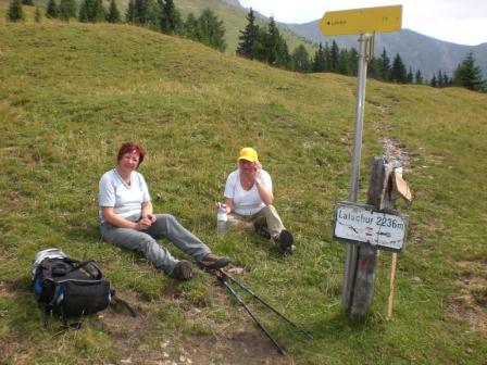 Foto: dobratsch11 / Wander Tour / Latschur / 05.08.2007 19:14:14